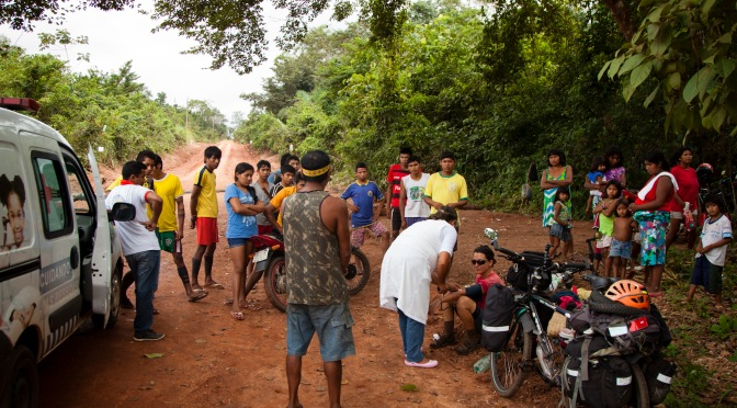 Sobre índios, política e Chikungunya…