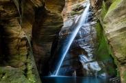 Cachoeira das Andorinhas, em Pirenópolis (GO)
